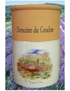 Brique à vin rafraichisseur en céramique texte personnalisable