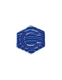 Email Bleu M 968 pour faïence lot de 500 grs
