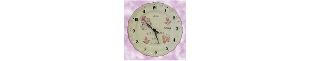 Horloge et Pendule Naissance et Baptême