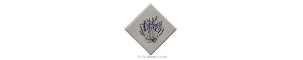 Décor motif Provençal