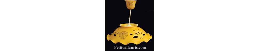 Lustres décor Provençal
