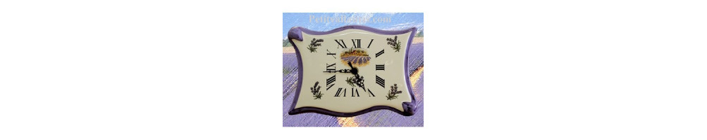 Horloges Provençales