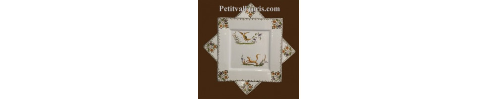Service de table en faience