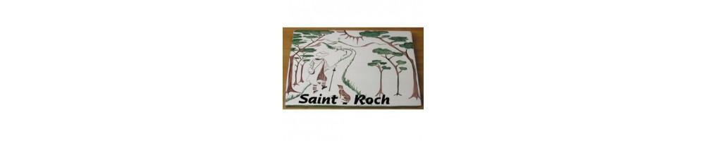 Plaque décor Religion - Religieux