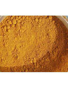 Email oxyde de fer jaune pour faïence lot de 500 grs