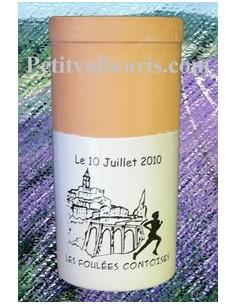 Brique à vin rafraîchisseur décor et texte personnalisable