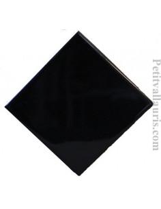 Carreau brut uni 10,8 x 10,8 cm épaisseur 0.4 cm