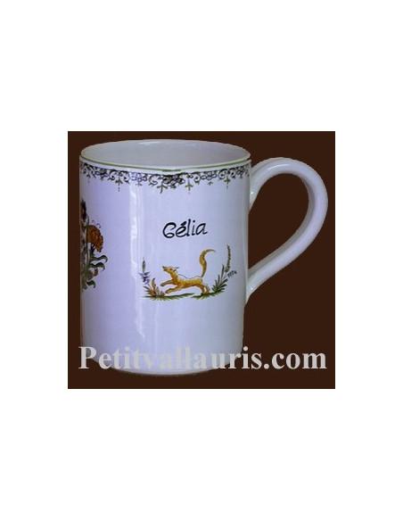 Bols et Mugs en faience