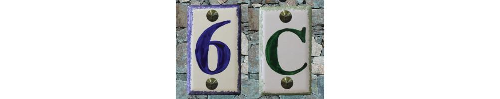 Numéros sans décor