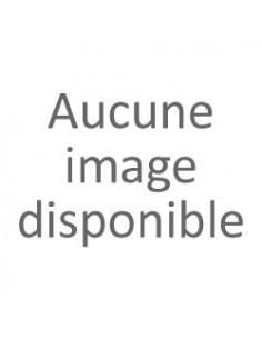 Plaque en faience Lettre au choix au détail décor grappes de raisin